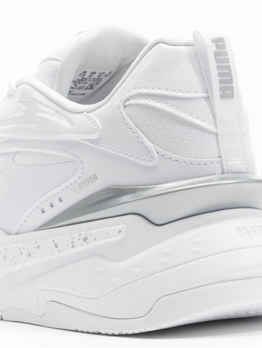 Puma Baskets RS Fast Sunset blanc