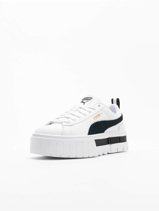 Puma Baskets Mayze blanc