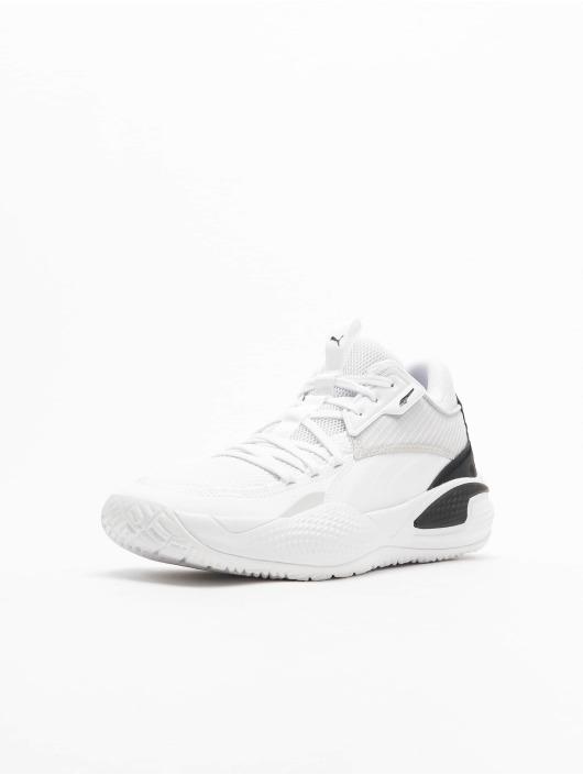 Puma Baskets Court Rider I blanc