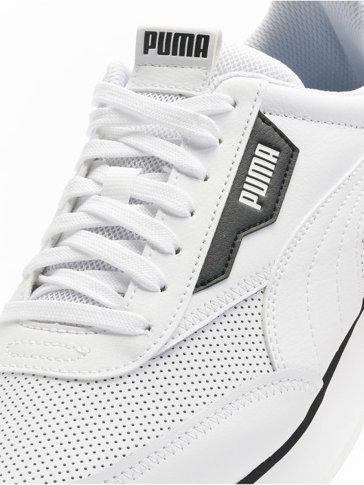 Puma Baskets Future Rider Contrast blanc