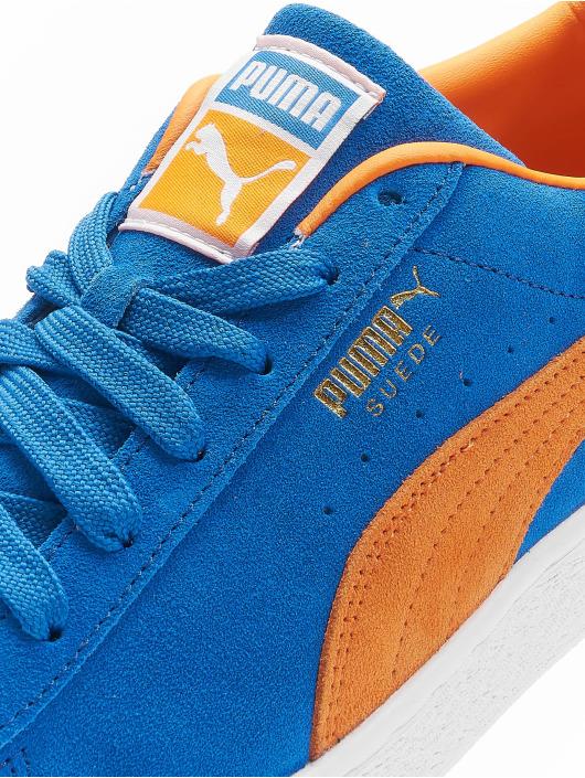 Puma Baskets Suede Teams bleu
