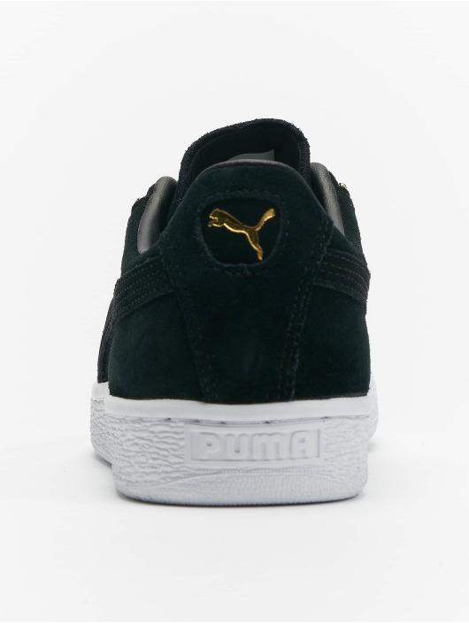 Puma Baskets Suede Jewel Metalic noir