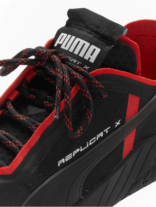 Puma Baskets Replicat-X Circuit noir