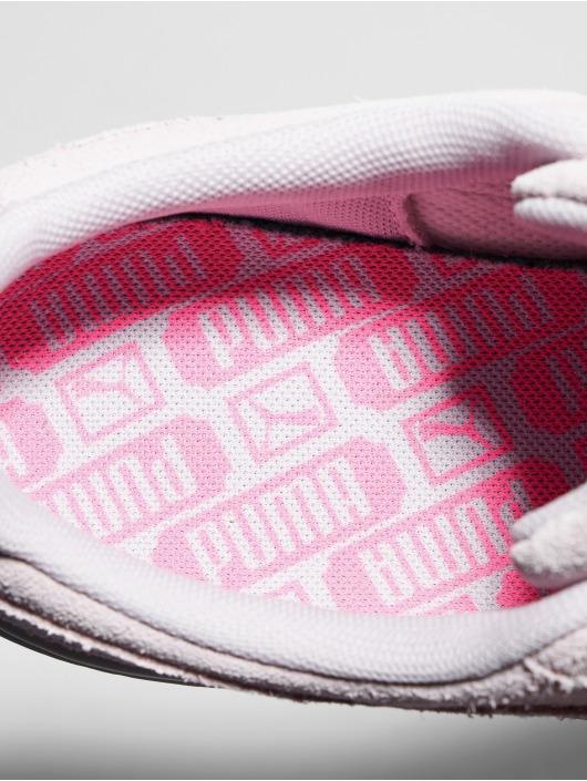 Puma Baskets Suede Platform Street 2 rose