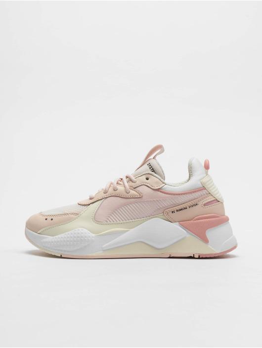 Puma X Mauve Tracks Sneakers Mornmarshmallow Rs CoedxrB