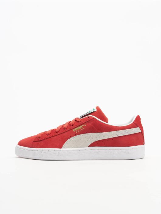 Puma Baskets Suede Classic XXI rouge