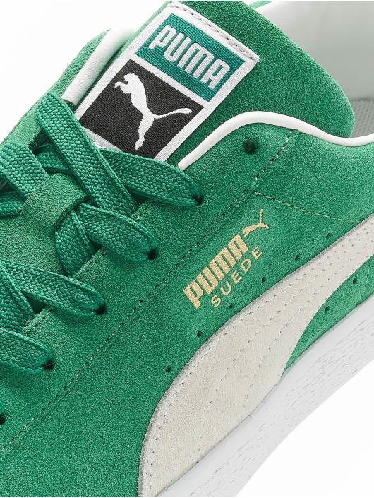 Puma Baskets Suede Teams vert