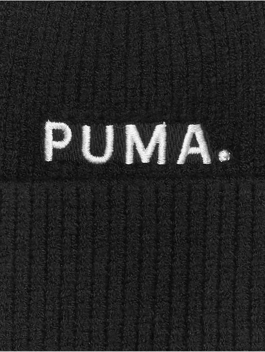 Puma Beanie Hybrid Fit Trend schwarz