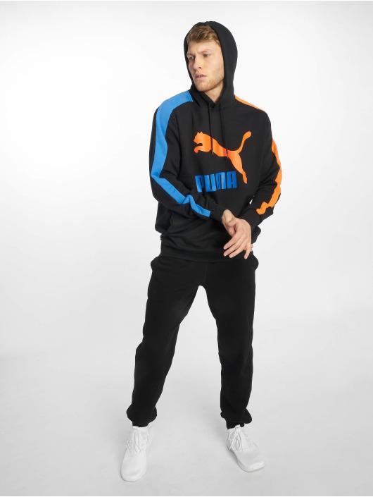 Puma Bluzy z kapturem Classics T7 czarny