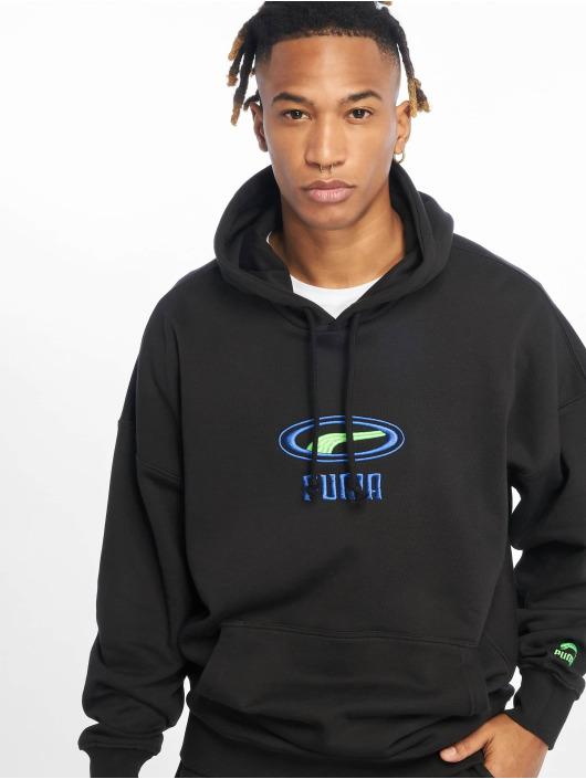 Puma Bluzy z kapturem OG czarny