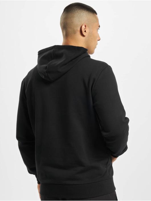 Puma Bluzy z kapturem Logo czarny