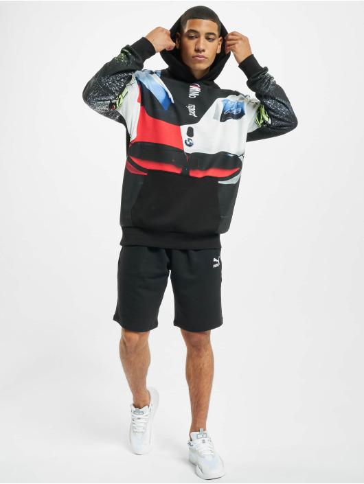 Puma Bluzy z kapturem BMW Street czarny