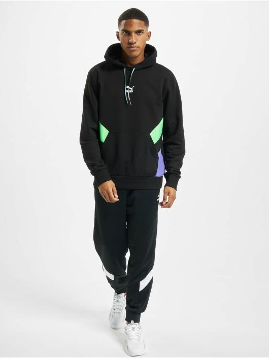 Puma Bluzy z kapturem TFS czarny