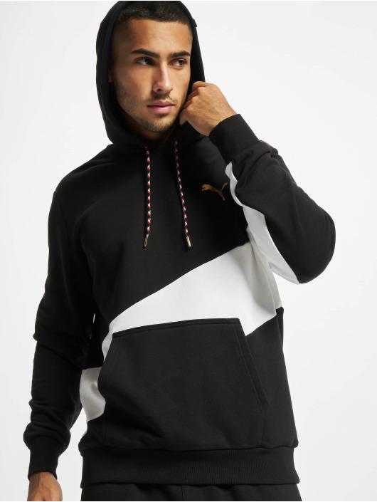 Puma Bluzy z kapturem AS TR czarny