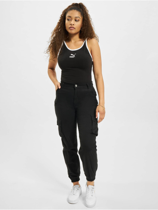 Puma Body Classics Sleeveless zwart