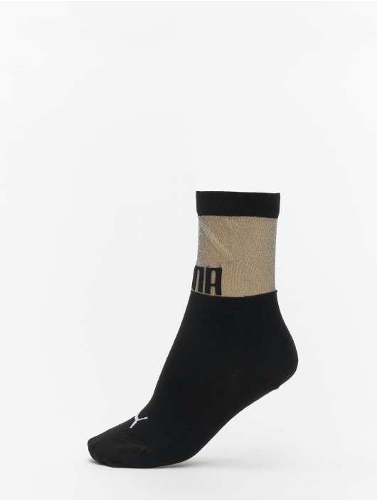Puma Calcetines Selina Gomez Transparancy Top negro