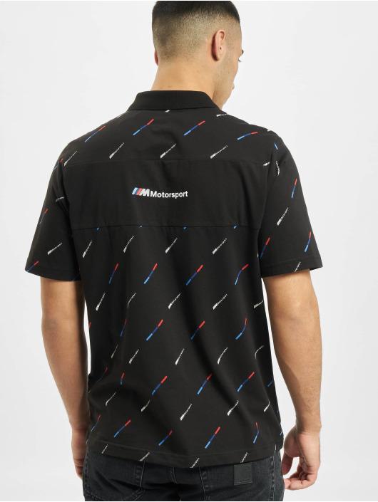 Puma Camiseta polo BMW MMS AOP Polo negro