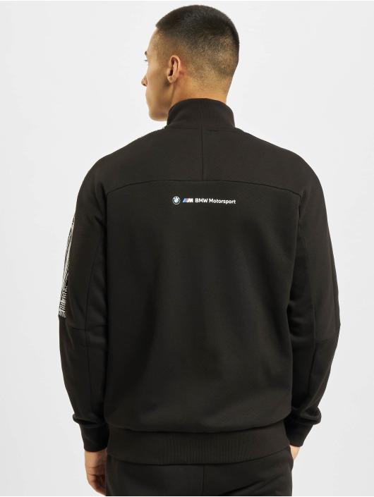 Puma Chaqueta de entretiempo BMW MMS T7 negro
