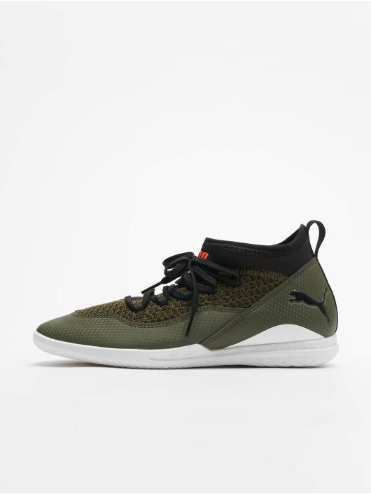 Puma Chaussures d'intérieur 365 FF 3 CT JR Soccer olive