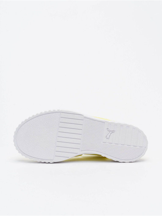 Puma Claquettes & Sandales Cali Sandal X SG jaune