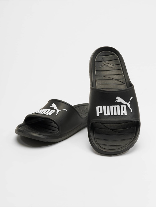 Puma Claquettes & Sandales Divecat V2 noir