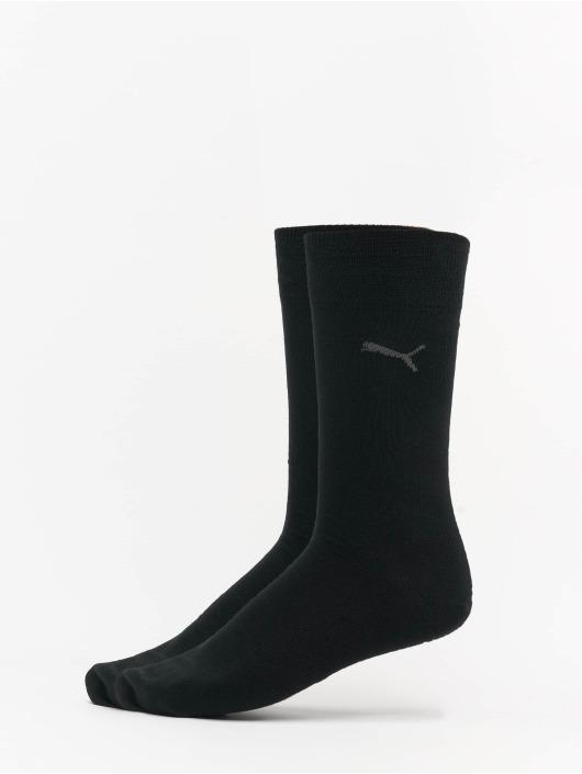Puma Dobotex Носки 2 Pack Classic черный