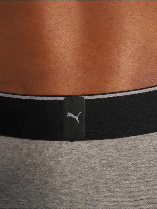 Puma Dobotex Boxer Short Lifestyle Sueded Cotton 3P Box gray