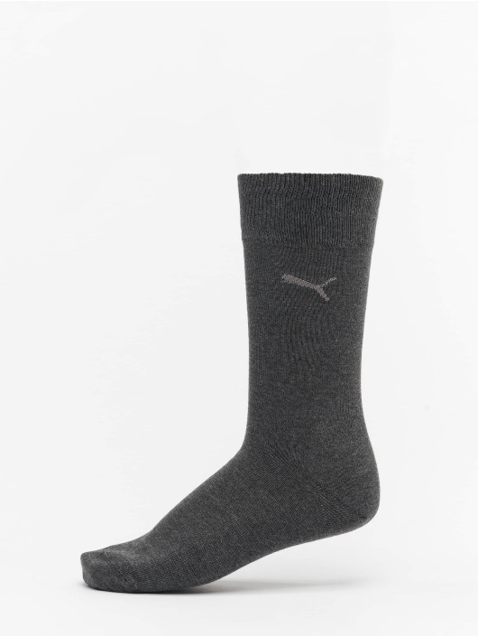 Puma Dobotex Chaussettes 2 Pack Classic gris