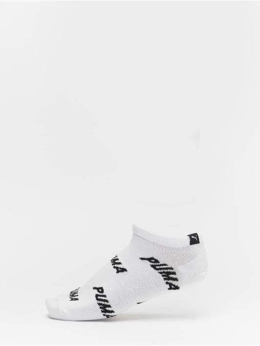 Puma Dobotex Ponožky All Over Logo 2 Pack biela