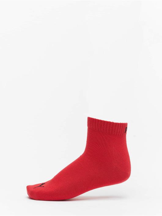 Puma Dobotex Socks 3 Pack Quarter Plain black