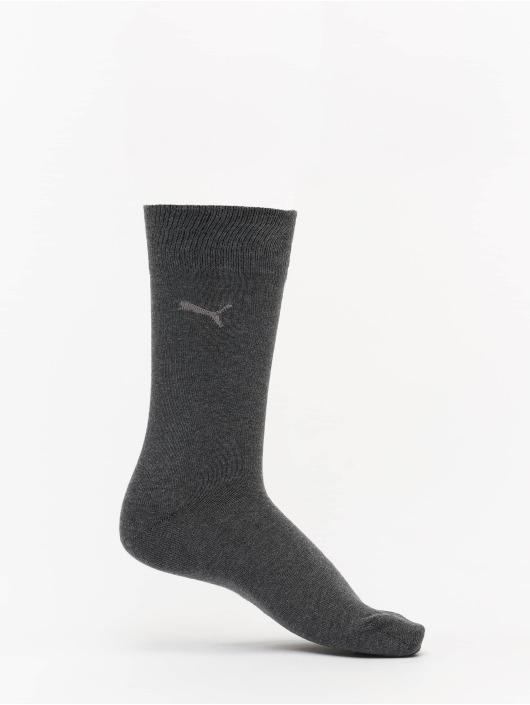 Puma Dobotex Sokker 2 Pack Classic grå