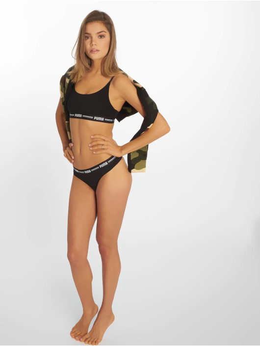 Puma Dobotex Sports-BH Iconic Casual svart