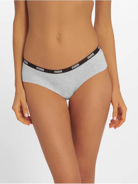 Puma Dobotex Underwear Iconic Hipster 2P gray