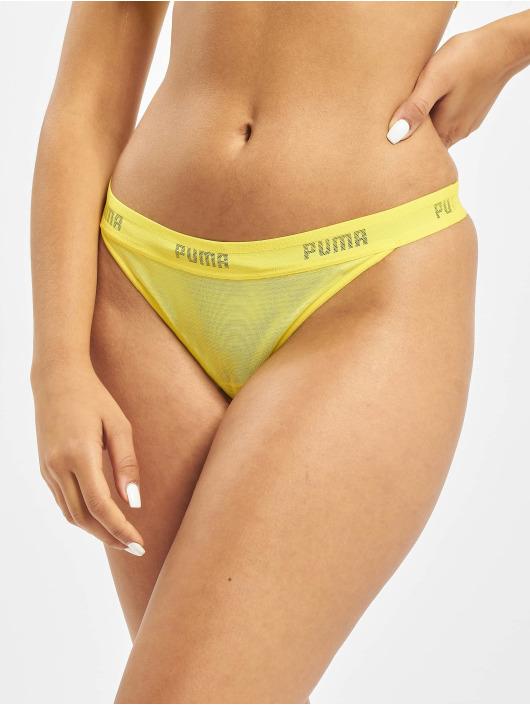 Puma Dobotex Underwear Sheer yellow