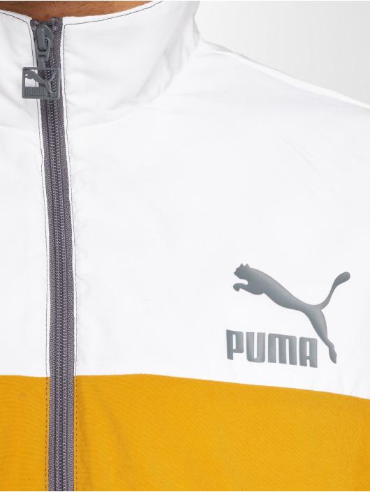 Puma Giacca Mezza Stagione Retro grigio