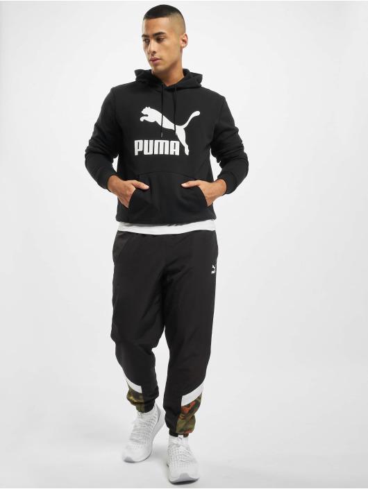 Puma Hoodie Logo black