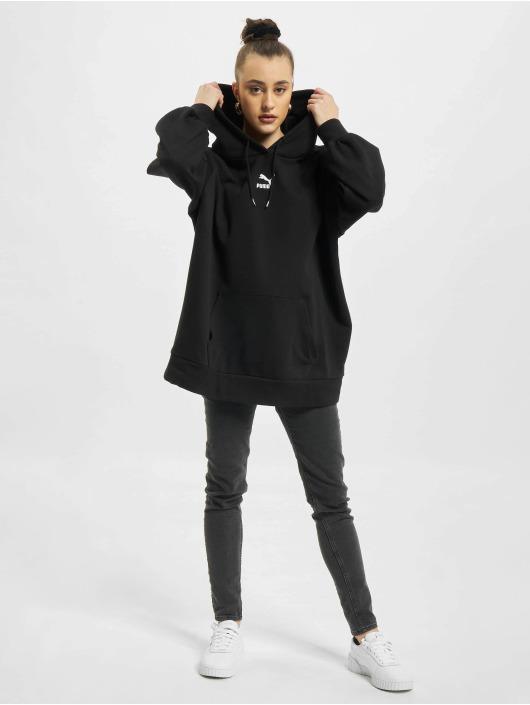 Puma Hoodie Oversized black