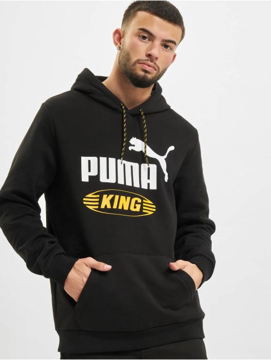 Puma Hoodie Iconic King black