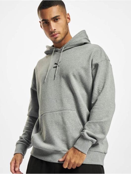 Puma Hoodie Classics Oversized TR grey