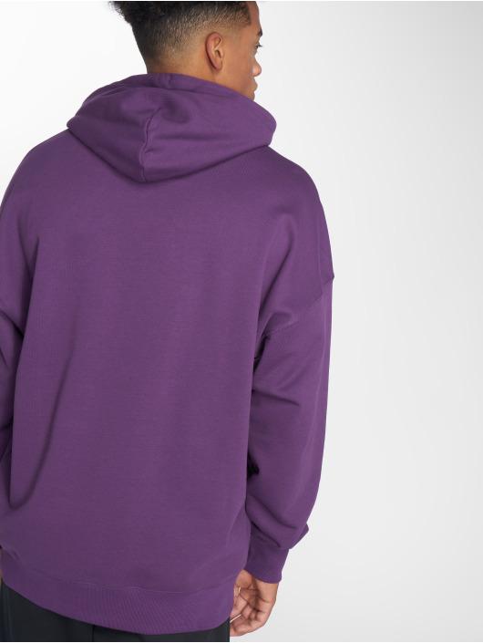 Puma Hoodie Downtown Oversize purple