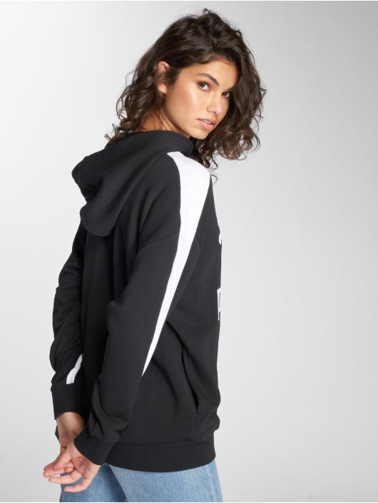 Puma Hoodies Classics Logo T7 čern