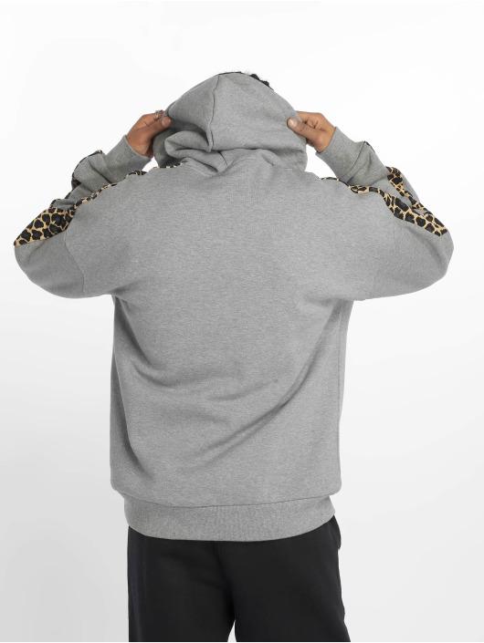 Puma Hoody Wild Pack Fleece grau
