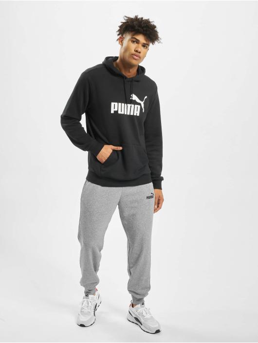 Puma Hoody ESS Big Logo schwarz