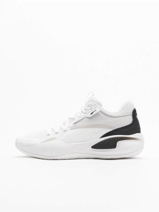 PUMA HOOPS Baskets Court Rider I blanc
