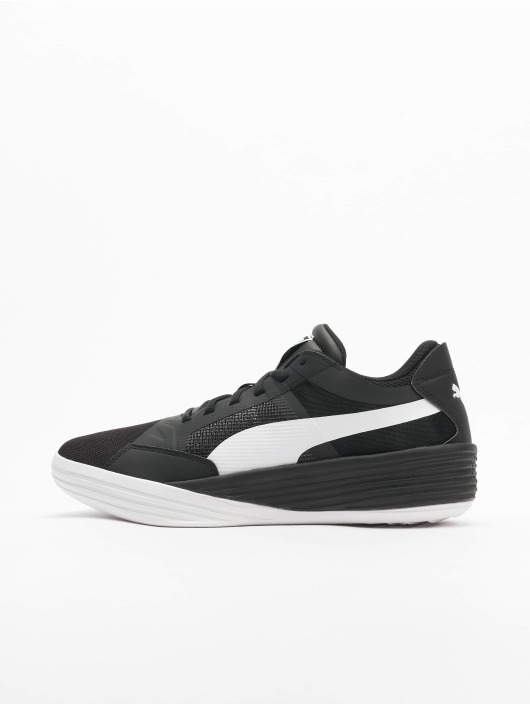 PUMA HOOPS Sneaker Clyde All Pro Team schwarz
