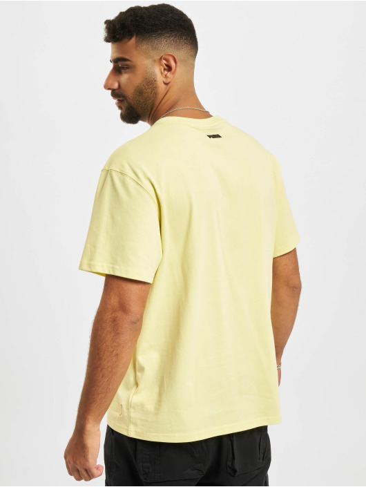 PUMA HOOPS T-Shirt Signing Day jaune