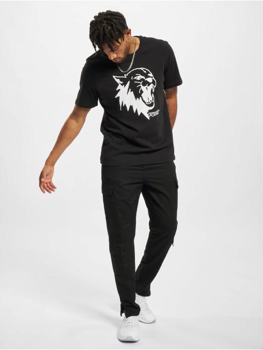 PUMA HOOPS T-Shirt Scouted noir