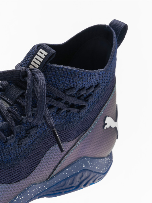 Puma Indoorschuhe 365 Ignite Fuse 1 Soccer blau