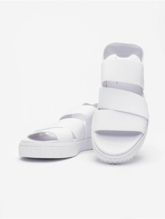 Puma Japonki Cali Sandal X SG bialy