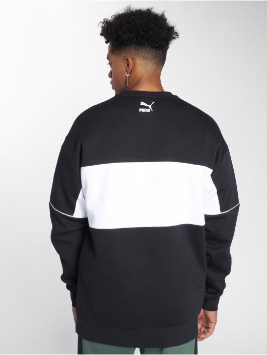 Puma Jersey Retro Dk negro